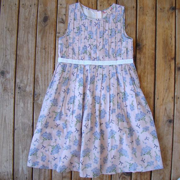 280324377be3 ruby & bloom Dresses | Ruby Bloom Pleated Girls Dress Size 8 | Poshmark